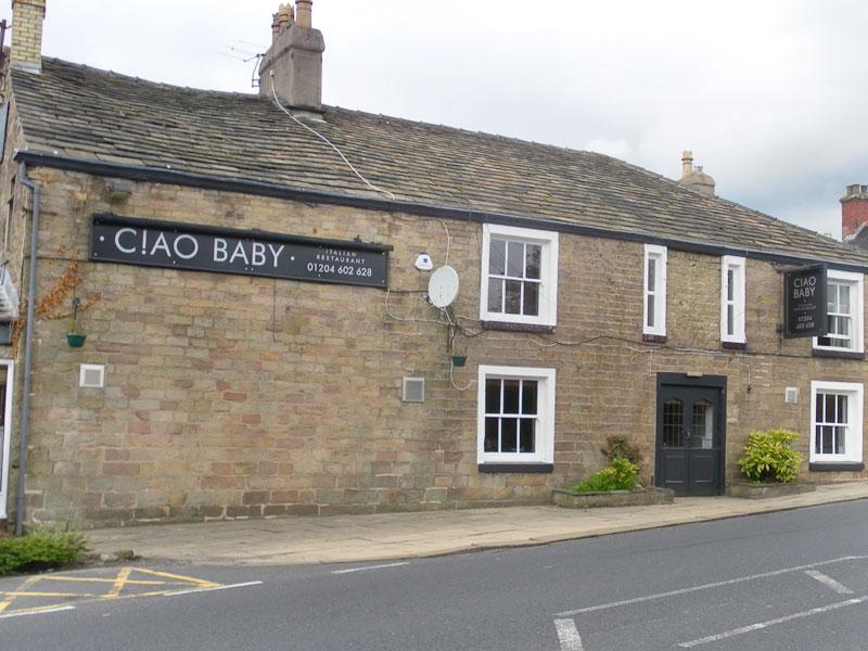 Ciao Baby Italian Restaurant - exterior