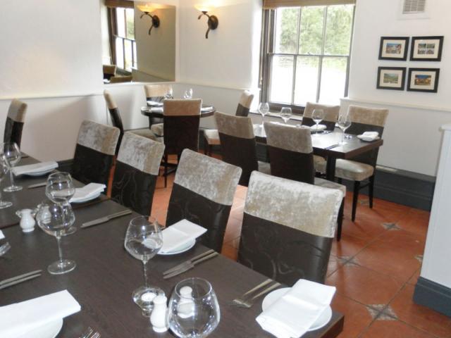 Ciao Baby Italian Restaurant - tables